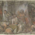 Jacopo Bassano, Cristo deriso