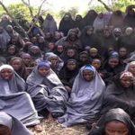 Le bambine sequestrate da Boko Haram.