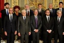Il governo Gentiloni