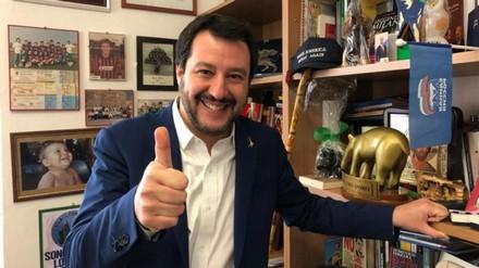 Matteo Salvini, la Lega