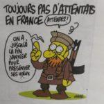 L'ultimo disegno di Charb era premonitore