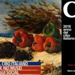 FIRENZE. GALLERIA D'ARTE MODERNA A PALAZZO PITTI Giorgio De Chirico NATURA MORTA CON PEPERONI E UVA 1930