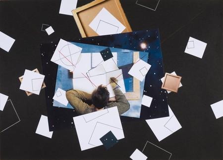 Studio per L'autore che credeva di esistere (sipario: buio in sala), 2013 - Oeuvre réalisée pour l'exposition au MACRO