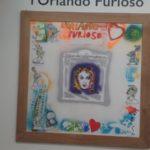 Giosetta Fioroni, veuve de Goffredo Parise, pour les 500 ans de la 1ère édition de L'Orlando Furioso