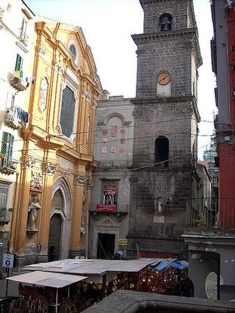 San Gregorio Armeno ©consulenzaimmobiliare Flickr