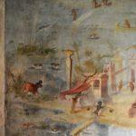 Affresco dalla Casa dei Pigmei, Pompei