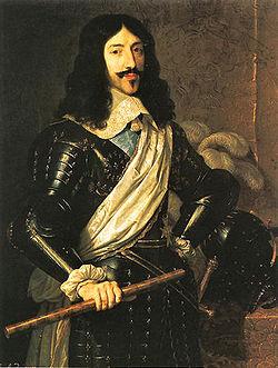 Il Rè di Francia Luigi XIII