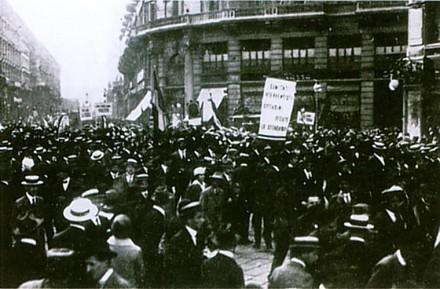 Manifestazione interventista