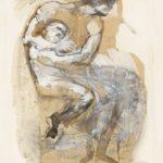 "Auguste Rodin (Parigi 1840 – 1917 Meudon), ""Medea""."