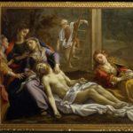 Correggio, Compianto sul Cristo morto, 1523, Parma, Galleria Nazionale
