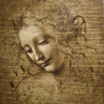Leonardo da V., La Scapiliata, Parma
