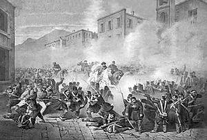 350px-FeliceCerrutiBauduc-Garibaldientra_a_Palermo_da_PortaTermini-litografia_-_ca_1861-2.jpg
