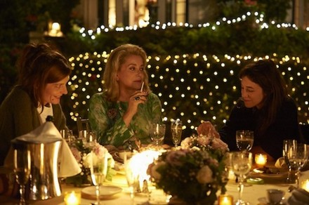 3 Coeurs - Charlotte Gainsbourg, Chiara Mastroianni, Catherine Deneuve