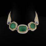 Chocker Bulgari, 1978-1982 Smeraldi, India, XIX secolo circa, Al Thani collezione