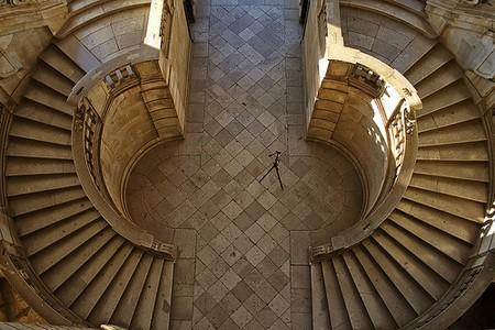 Scalone della Certosa di Padula ©Vincenzo De Luca - Flickr