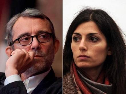 A Roma Giachetti (PD) vs. Raggi (M5S)