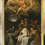 Annibale Carracci, Compianto su Cristo morto, 1585, Parma, Galleria Nazionale