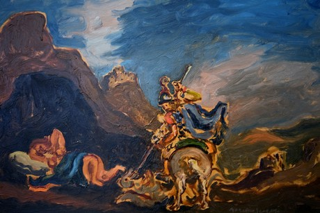 San Giorgio, di Marcello Scarano