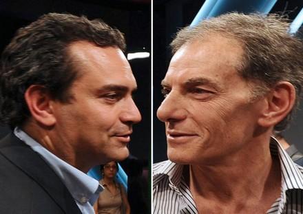 A Napoli De Magistris (Arancione) vs. Lettieri (Destra)