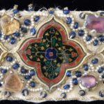 Mitra, particolare, Nola, Museo diocesano