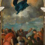 Tiziano, Assunzione della Vergine, 1530, Verona, chiesa cattedrale di S. Maria Assunta