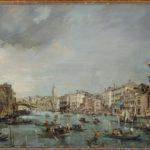 V. Il Canal Grande verso Rialto