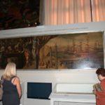 Giulio del Moro. San Marco assiste i Magistrati della Camera all'armamento nell'arruolamento delle milizie marittime. Museo Storico Navale