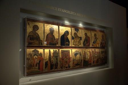 Paolo Veneziano (e i figli Luca e Giovanni). Pala feriale (1345).
