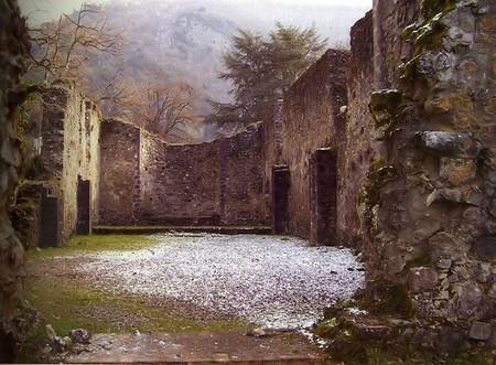 Le mura di Sant'Ippolito
