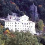 Monticchio: l'Abbazia di San Michele