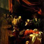 Caravaggio, Morte della Vergine, Parigi, Museo del Louvre