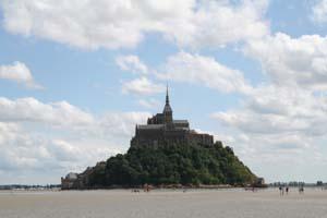 Le Mont Saint Michel (photo C Leblanc)