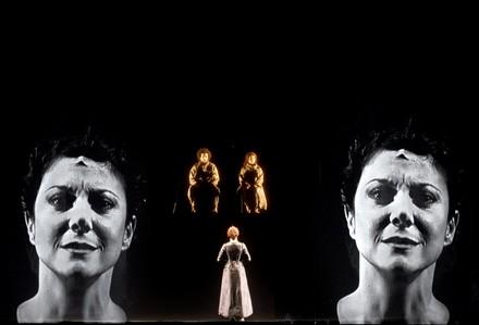"""Valeria Parrella - """"Antigone"""" - Napoli Teatro Festival Italia 2012"""