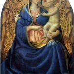 Vierge d'humilité, Fra Angelico (San Marco)