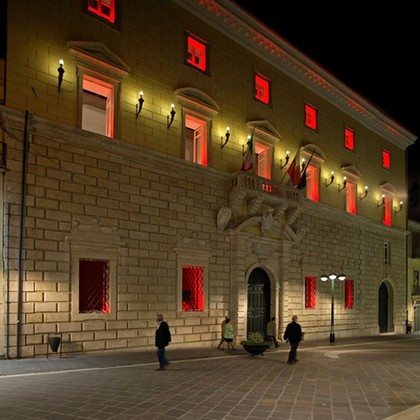 Benevento, Palazzo Paolo V
