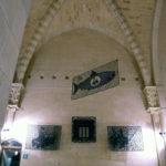 Castello Carlo V, Lecce - 2011. Vista dell'installazione