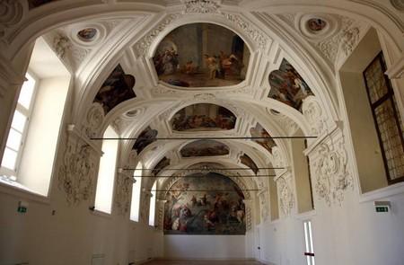 Complesso San Domenico Maggiore, Sala Capitolo