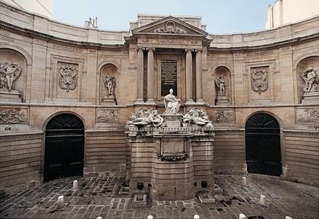 Façade du Musée Maillol