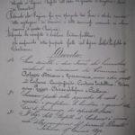Decreto di scioglimento dei fasci del corleonese