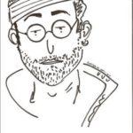 Addio Lucio, vignetta di Emanuela De Siati