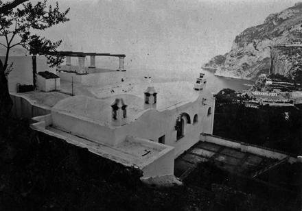 Villa del giornalista fascista Virginio Gayda