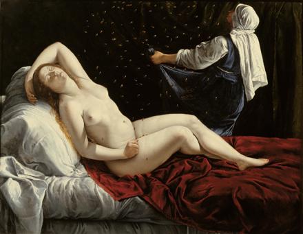Danaë c. 1612, The Saint Louis Art Museum
