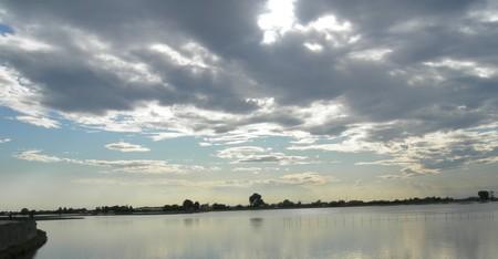 Les ciels immenses de la lagune ©JFK