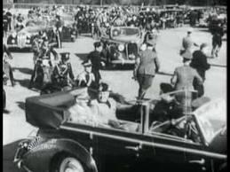 Visita di Hitler a Firenze, maggio 1938