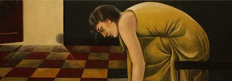 La Tanguera, quadro di Patrizia Calovini