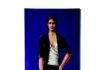 Monica che va a tango, quadro di Patrizia Calovini