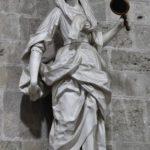 Statue en stuc de Giacomo Serpotta, Eglise San Francesco d'Assisi