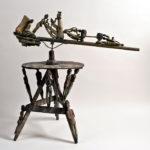 10. Eugenio Lenzi - pipe-calumet © Musée Lombroso MD.