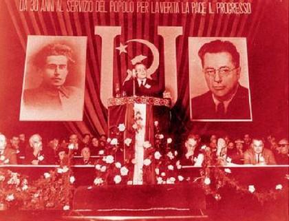Togliatti al VII Congresso del PCI