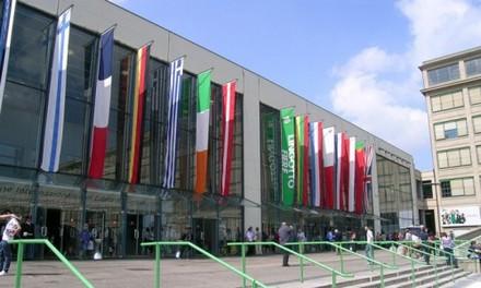 Salone internazionale del libro di Torino 2012 - Lingotto